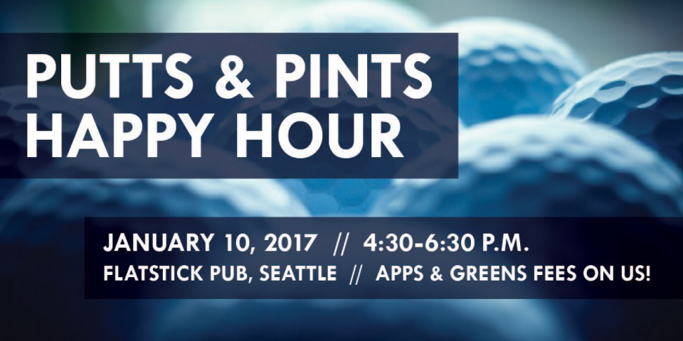 Putts and Pints Happy Hour Header